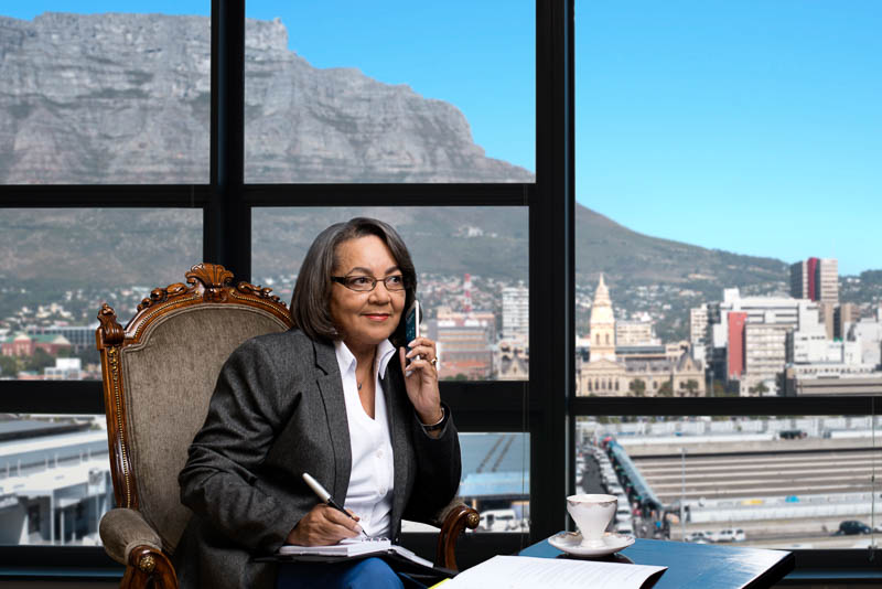 Patricia de Lille - City of Cape Town