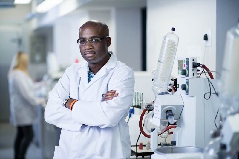 Professor Kelly Chibale